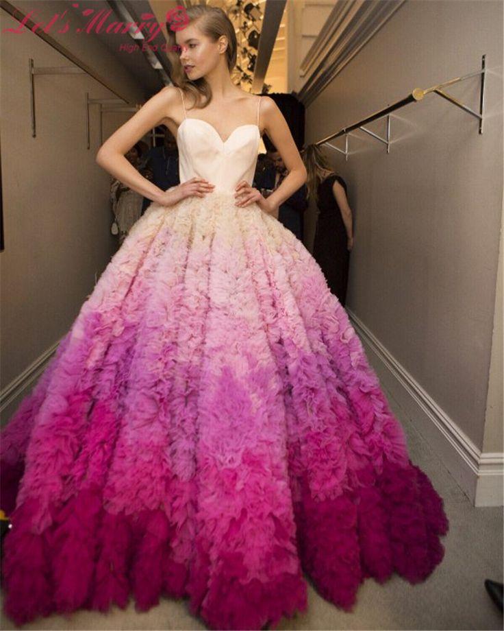 305 mejores imágenes de Wedding Ideas en Pinterest | Vestidos de ...