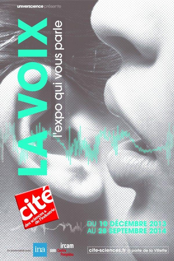 Cité des Sciences / La Voix, l'expo qui vous parle, entre cris et chuchotements