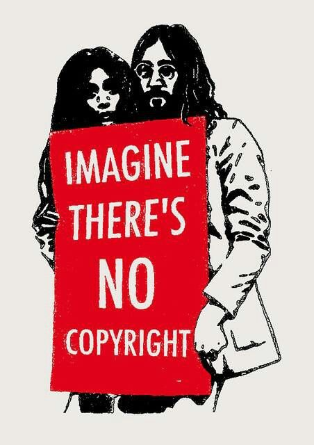 Or at least more reasonable public domain and fair use laws.