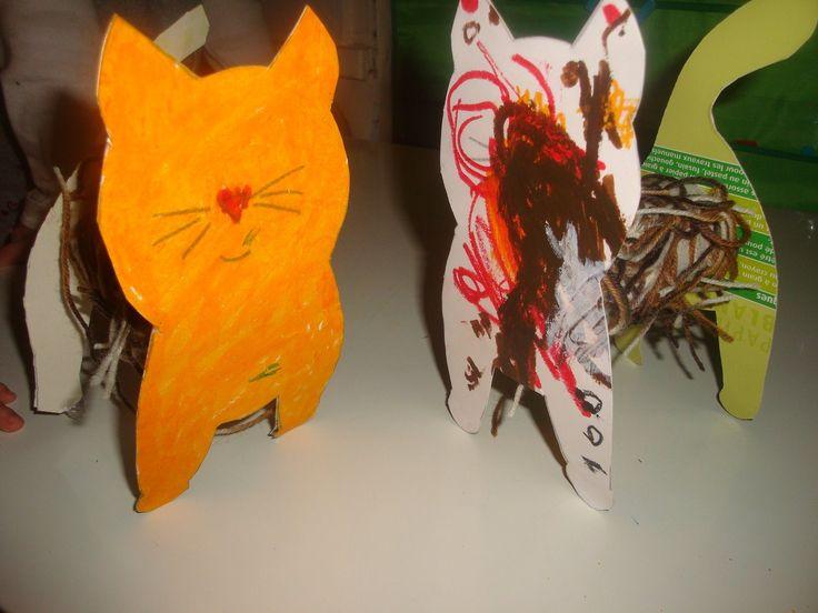 Bricolage chat