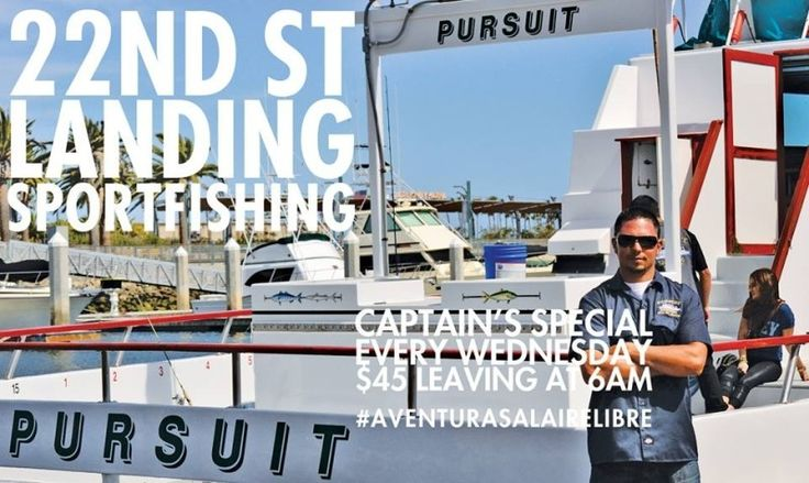 Pursuit sportfishing fish report outdoors sports for 22nd street landing fish report
