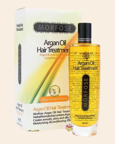 MORFOSE Argan Yağı Hair Treatment 100 ml