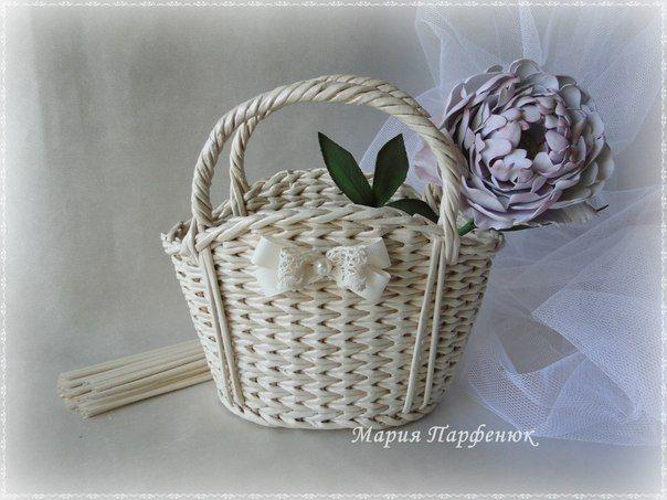 Плетение из бумаги. Мария Парфенюк.Калининград | VK