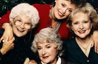 Ainda sou do tempo: ... das Golden Girls (Sarilhos com elas / Supergatas)