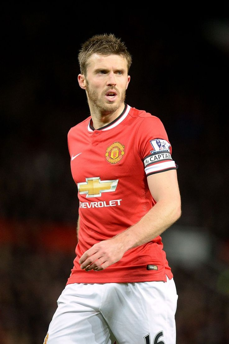 Manchester United 2 Stoke City 1: Michael Carrick (No16)