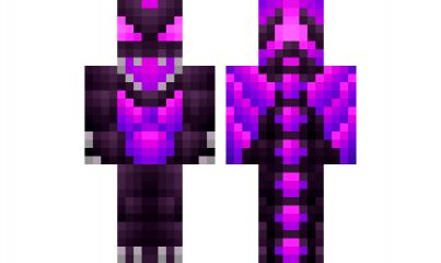 Enderdragon Minecraft Skin. Honestly I think this skin looks a little more like Venom than The Enderdragon. Does anyone else agree?