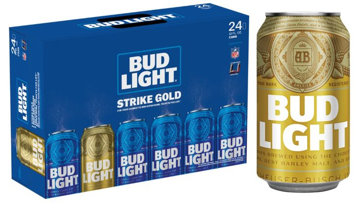 Find a gold beer can and win Super Bowl tickets for life - http://wqad.com/2016/11/29/find-a-gold-beer-can-and-win-super-bowl-tickets-for-life/