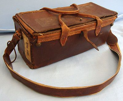 #1930-1940 bisley #pattern british #shooting team full bore rifle leather holdall,  View more on the LINK: 	http://www.zeppy.io/product/gb/2/351774951154/