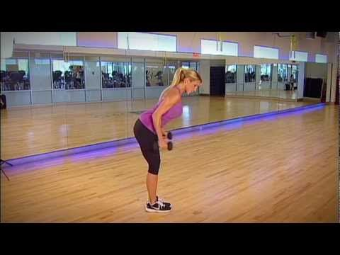 "Kristen James Fitness ""How To Get Jennifer Aniston's Arms"" - YouTube"