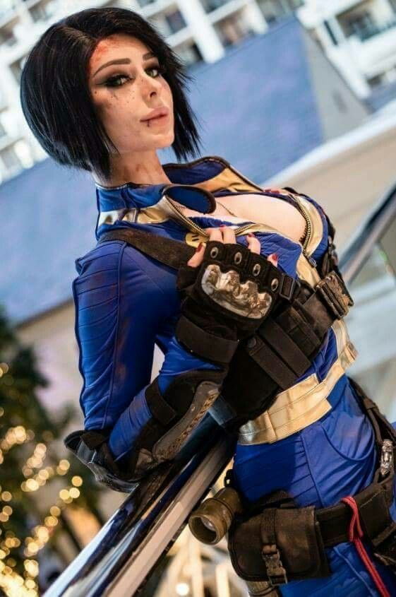 Fallout Sexy Vault girl   #Fallout #cosplay | Cosplay
