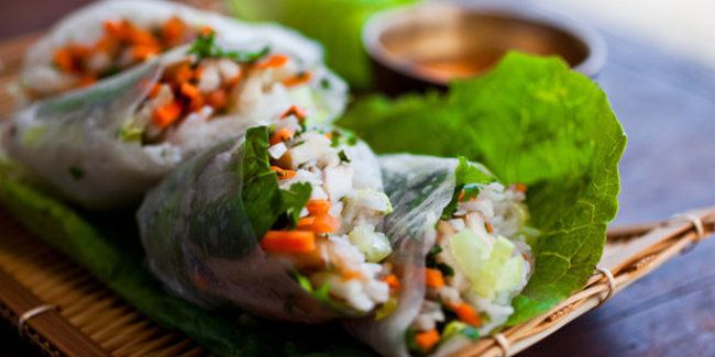 Kuliner: Resep Sehat: Lumpia Sayur Segar Tanpa Goreng | Vemale.com