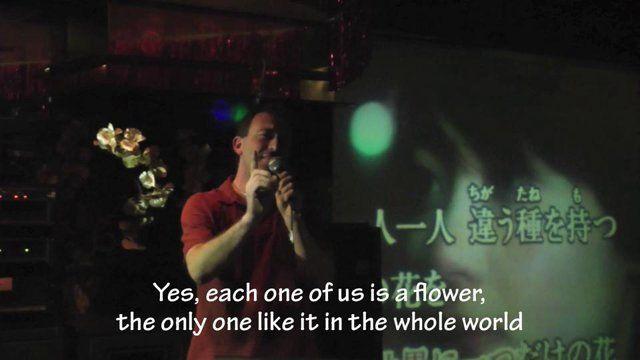 世界に一つだけの花 (One Flower) Sekai Ni Hitotsu Dake No Hana  Vocals and Translation: Michael Dalley Video: Harvey Dalley  Original song  by SMAP