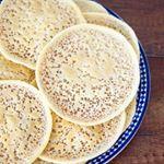 Un Ramadan sans Beghrir ce nest pas un vrai Ramadan  Pas vrai   Avec du miel et du beurre cest la VIE La recette est sur le blog lien direct sur ma bioRamadan moubarak said aux concerns  et trs bon weekend ensoleil  tous les autres