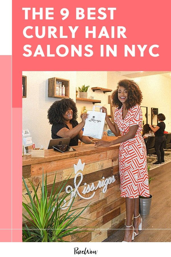 The 9 Best Curly Hair Salons In Nyc In 2020 Curly Hair Salon Curly Hair Styles Nyc Hair Salon