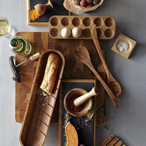 west elm : French Bread Tray