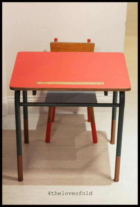Tavolino Lavagna da bambino/a-Chalkboard Desk