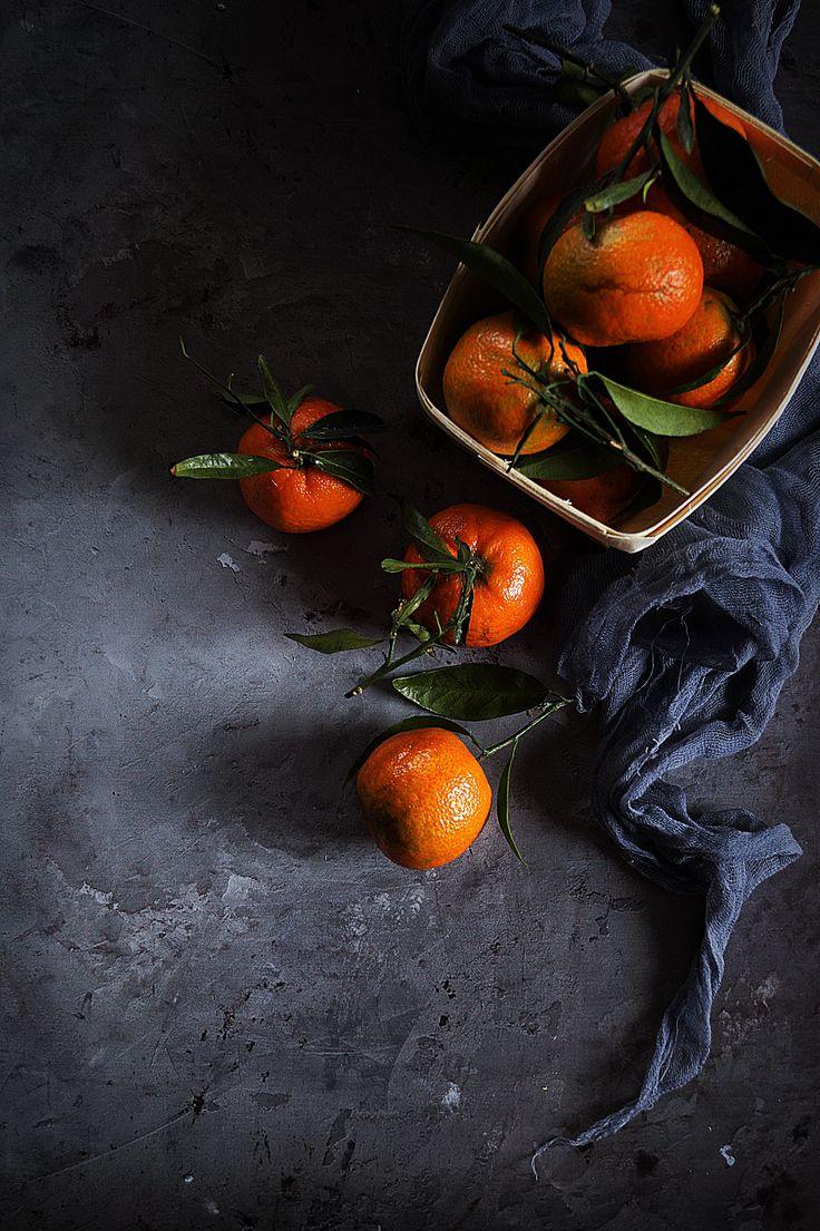 Mandarin / food photography