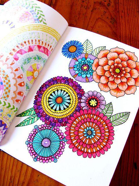De colores...todo es mejor ...