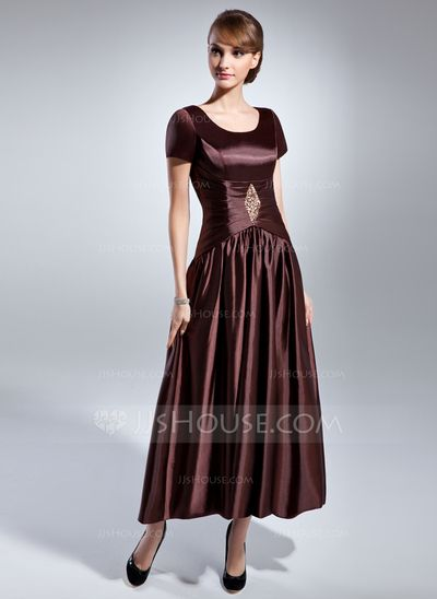 Mother of the Bride Dresses - $129.99 - A-Line/Princess Scoop Neck Ankle-Length Charmeuse Mother of the Bride Dress With Ruffle Beading (008015054) http://jjshouse.com/A-Line-Princess-Scoop-Neck-Ankle-Length-Charmeuse-Mother-Of-The-Bride-Dress-With-Ruffle-Beading-008015054-g15054/?utm_source=crtrem&utm_campaign=crtrem_US_28010