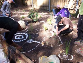 Native Aboriginal themed garden broadens school learning | Landcare Is For Everyone | L.I.F.E.
