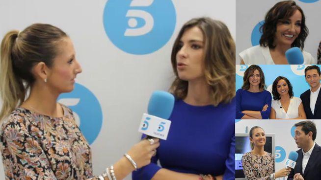 Nace 'Un tiempo nuevo', un nuevo programa para la noche de los sábados que Telecinco estrena este sábado a las 22.00 horas y que contará con Sandra Barneda como presentadora y Javier Ruiz como encargado de desgranar las líneas de debate.