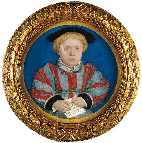 Hans Holbein the Younger, 'Charles Brandon, 3rd Duke of Suffolk (c.1537/8-1551)' (1541).