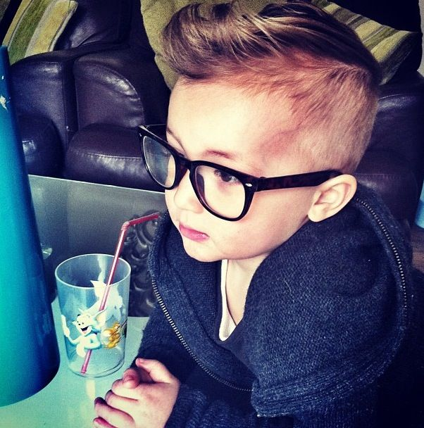 Little Boys Cool Hipster Haircuts