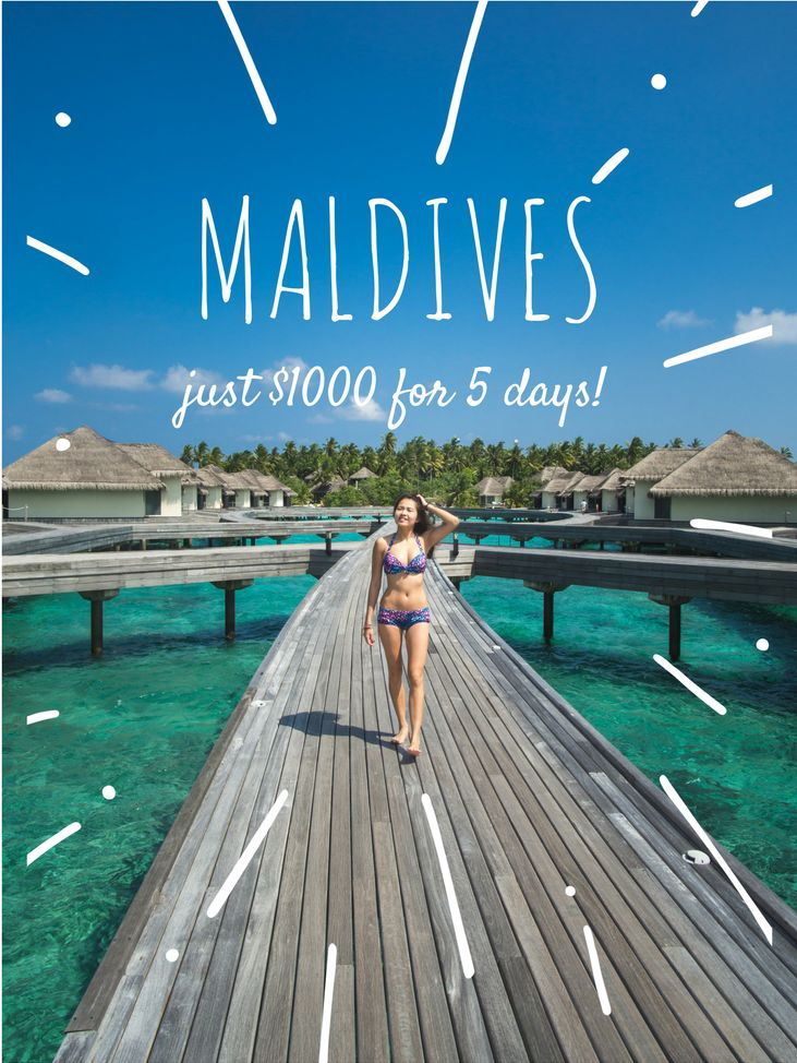 Is the Maldives expensive? Find out how to do Maldives on a budget, how to get to Maldives and more!