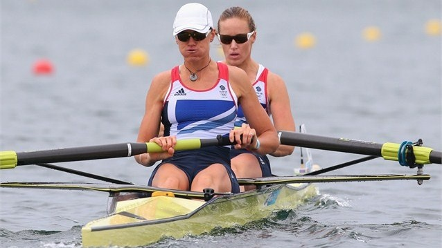Great Britain win Rowing gold. Olympics #Olympics