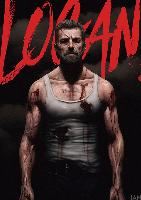 LOGAN, Ian Loginov on ArtStation at https://www.artstation.com/artwork/kOPyK