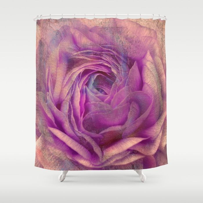 Buy Vintage Rose (5) Shower Curtain by maryberg. Worldwide shipping available at Society6.com. Just one of millions of high quality products available.