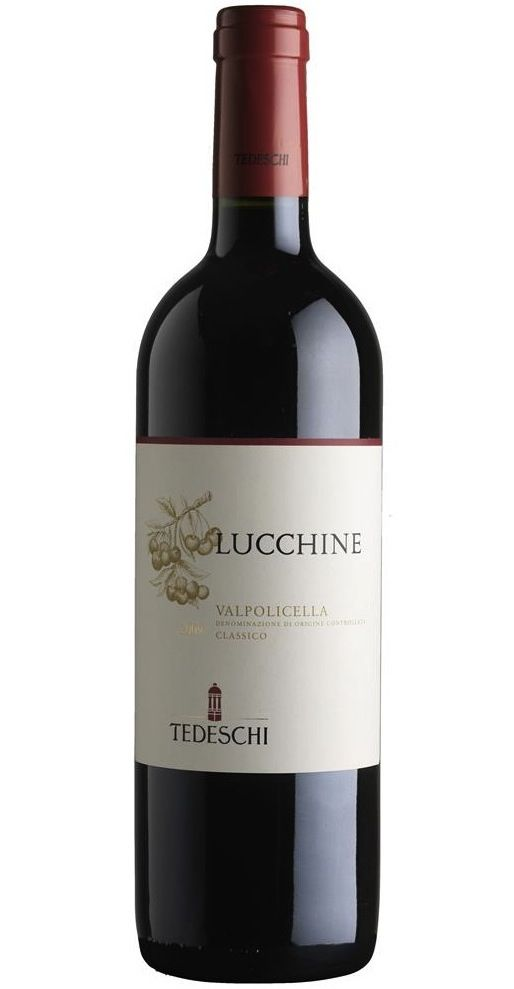 Tedeschi Valpolicella Lucchine 2012—a clean coupage that sees no wood, balanced and reserved, with sour cherry, tomato vine and almond quietly vying for attention; a deal at PLN 39 from Mielżyński