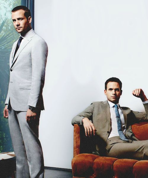 I am in love. #SuitsUSA
