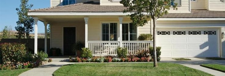 37 best curb appeal images on pinterest a flower curb for Garage door repair oxnard