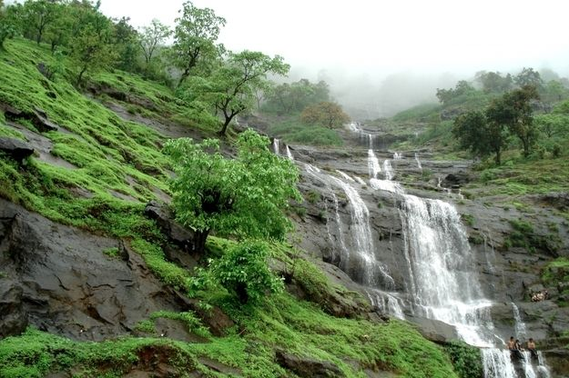 A tour to Matheran would unfold vistas of rustic walks and pristine attractions enveloped in lush green vegetation. The best time to visit this idyllic place would be during the Monsoons when the paths give way to voluminous falls.