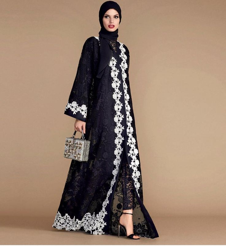 @dolcegabbana has done it once again, the foray into Muslim Style. A brand new…