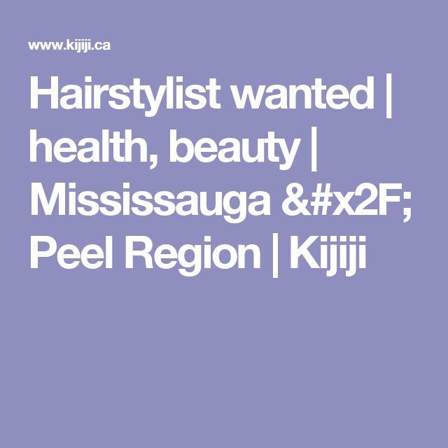 Hairstylist wanted   health, beauty   Mississauga / Peel Region   Kijiji