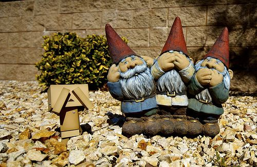 Good little gnomes