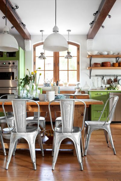 Best Kitchen Chairs Images On Pinterest Kitchen Chairs Metal - French country kitchen chairs