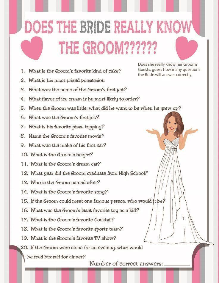 The  Best Bridal Shower Checklist Ideas On   Bridal