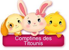 Comptines et chansons des Titounis