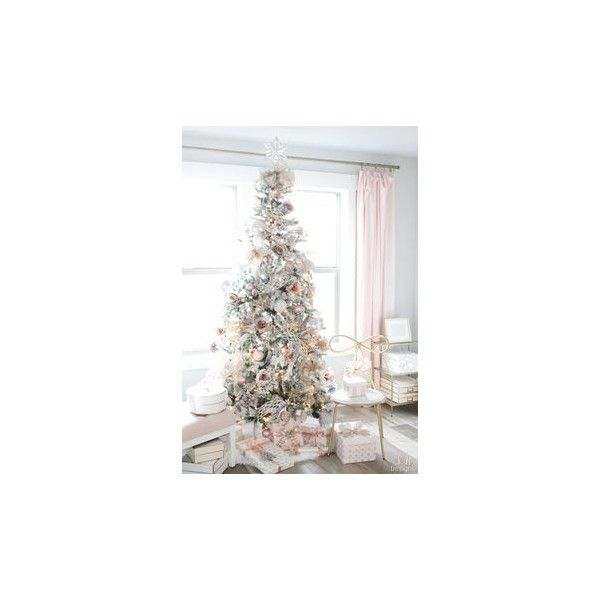 Christmas decor ❤ liked on Polyvore featuring home, home decor - christmas home decor