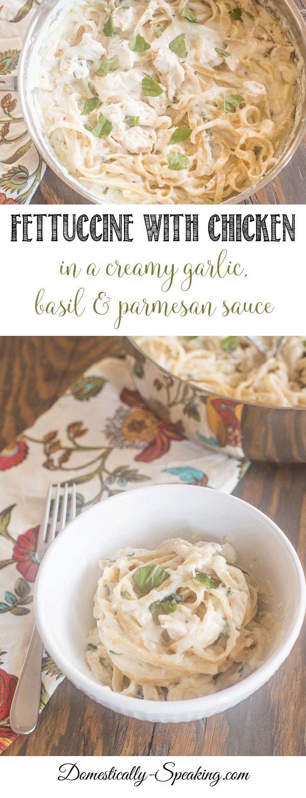 Pasta recipes using parmesan cheese