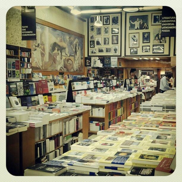 Librería Losada - Av. Corrientes 1551
