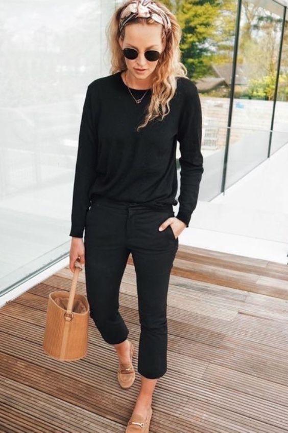 15+ minimalistische Outfits für den Frühling …