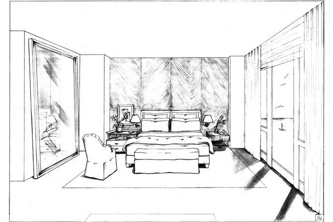 17 best images about room designs on pinterest master for Bedroom designs sketch