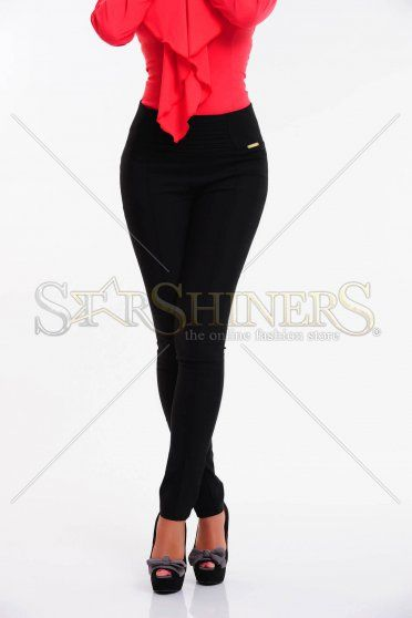Pantaloni PrettyGirl Trendy Joy Black