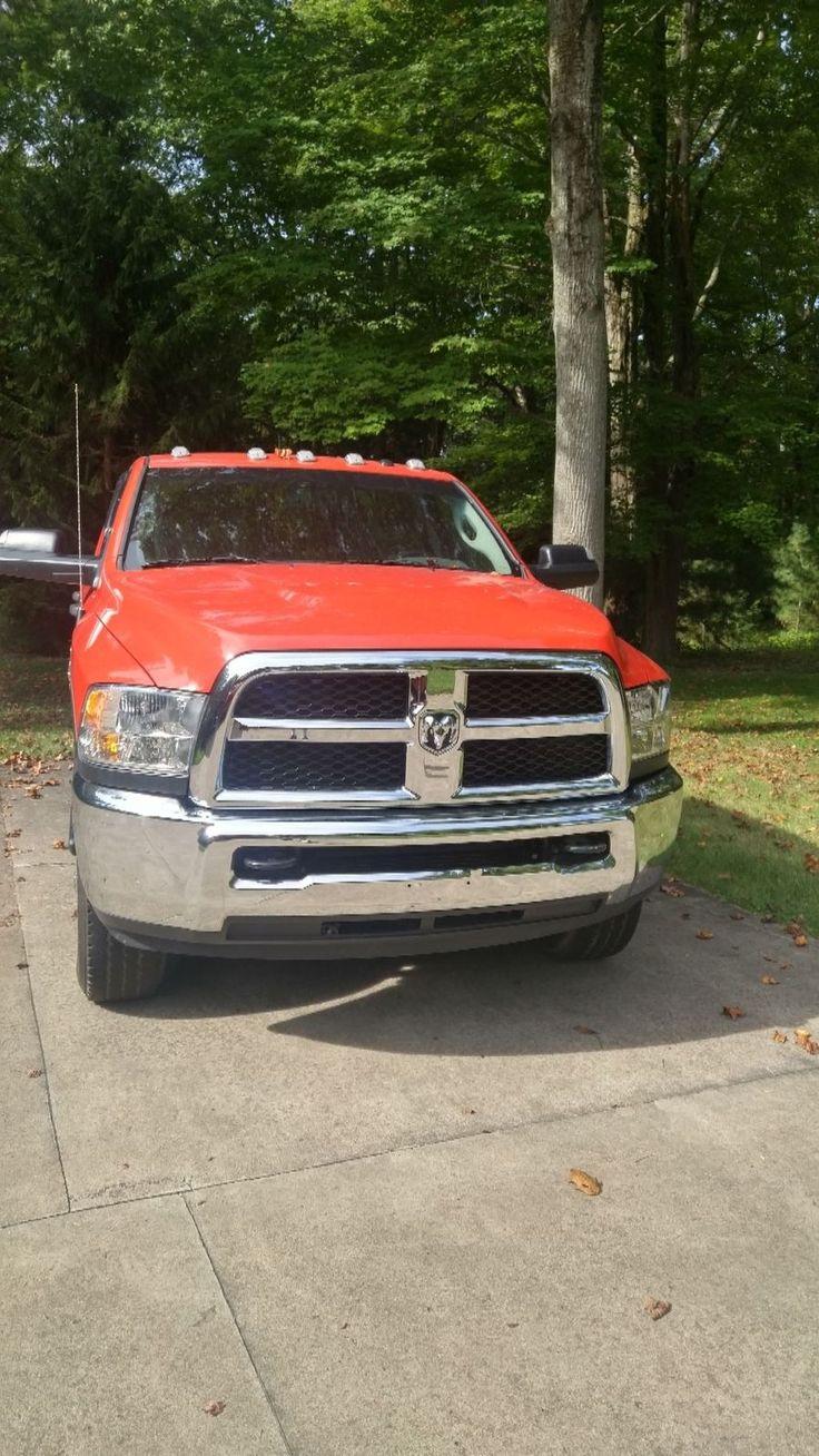 small dent 2015 Dodge Ram 2500 monster truck