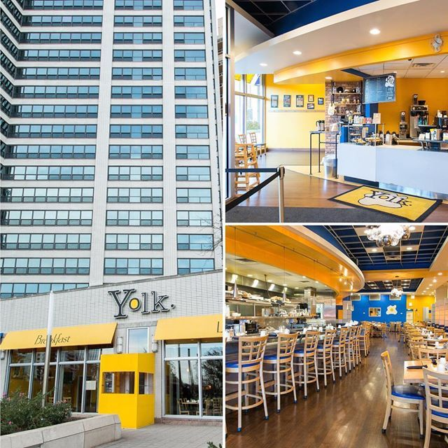 Yolk location highlight... Yolk - South Loop! Located in Chicago's South Loop neighborhood on the famous Michigan Ave, this is the location that started it all over 10 years ago. Today it's our busiest location!! 🍳☕️🥓🥞 #EatYolk #Brunch #Chicago #SouthLoop #MichiganAve
