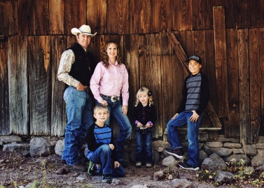 Western Family Photography